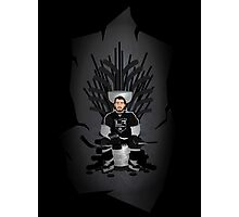 Game Of Thrones - LA Kings Hockey Crossover Photographic Print