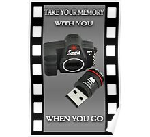 .•*¨*•♪♫•*¨*•TAKE YOUR MEMORY WITH YOU WHEN YOU GO..PICTURE/CARD .•*¨*•♪♫•*¨*• Poster