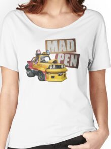 Mad Pen - The Road Warrior Women's Relaxed Fit T-Shirt