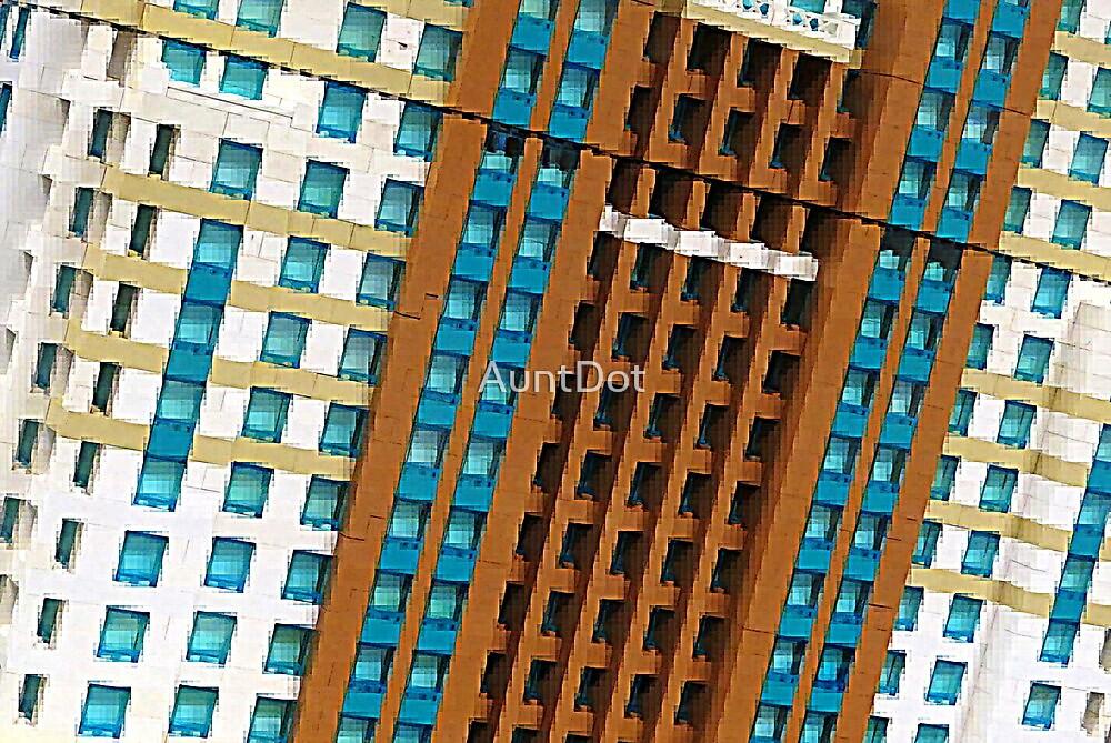 Vertigo by AuntDot