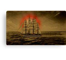 Set Sail - 001 Canvas Print