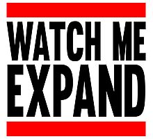 Watch Me Expand Photographic Print