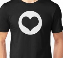 Love Heart Ideology Unisex T-Shirt