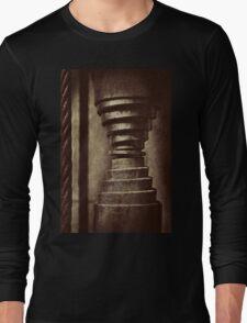 Equipment at Whale World ... #01  Long Sleeve T-Shirt