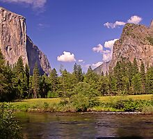 Gates of the Valley - Yosemite, California, USA by TonyCrehan