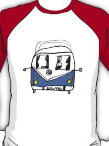 VW Camper Kids T-Shirt
