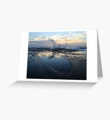 Terrigal Morning  Greeting Card