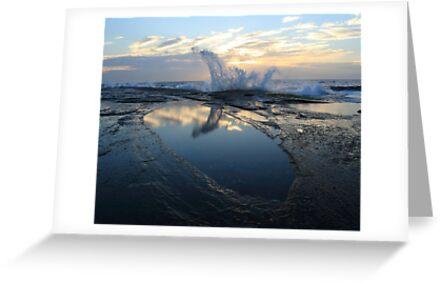 Terrigal Morning  by Bruce Reardon