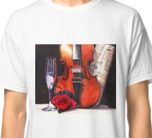 After The Serenade Classic T-Shirt