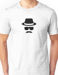 Breaking Bad Heisenberg Walter White Unisex T-Shirt