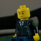 Lego Man by Christopher Martin