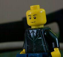 Lego Man by Chris Martin