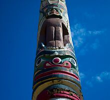 Totem Pole by Chris Martin