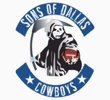Sons Of Dallas Cowboys by daleos