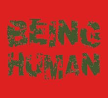 Being Human by taiche