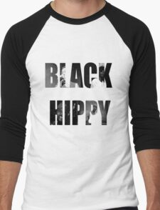 Black Hippy Men's Baseball ¾ T-Shirt
