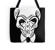 The Silence 2 Tote Bag