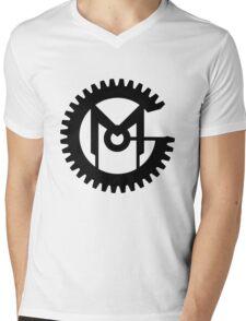The Gentlemen Marklewitt - LOGO Mens V-Neck T-Shirt