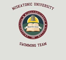 Miskatonic University Swimming Team Shirt Unisex T-Shirt