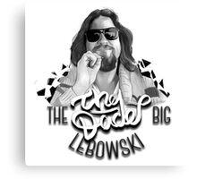 The Big Lebowski Canvas Print