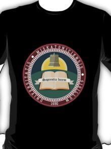 Miskatonic University seal T-shirt T-Shirt