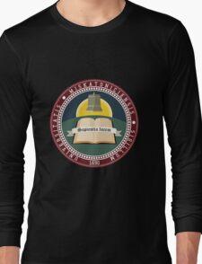 Miskatonic University seal T-shirt Long Sleeve T-Shirt