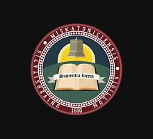 Miskatonic University seal T-shirt Unisex T-Shirt