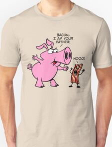 Bacon, I Am Your Father Unisex T-Shirt