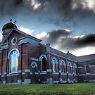 St. Brigid's Catholic Church. Wynyard. Tasmania. by Esther's Art and Photography