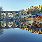 Knaresborough Reflections - HDR by Colin J Williams Photography