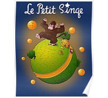 LE PETIT SINGE Poster