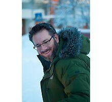 Stu of The Arctic Photographic Print