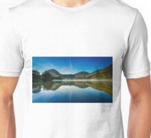 First Light on Buttermere in The Lake District Unisex T-Shirt