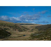 Dartmoor - wistman wood Photographic Print