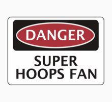 DANGER QUEENS PARK RANGERS, SUPER HOOPS FAN, FOOTBALL FUNNY FAKE SAFETY SIGN by DangerSigns