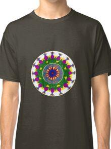 chakras mandala Classic T-Shirt