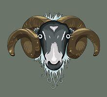 Ram by Stu  Jones