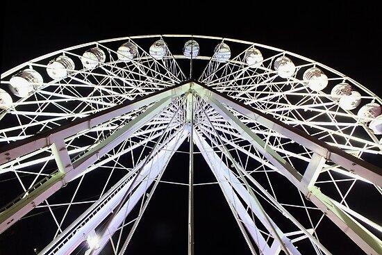Big Wheel by Yampimon