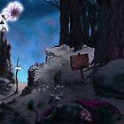 Muninii Forest by Mitshele