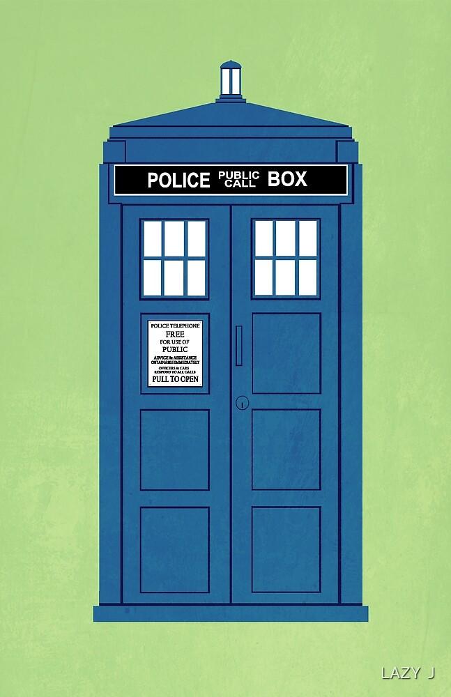 DOCTOR WHO. by John Medbury (LAZY J Studios)