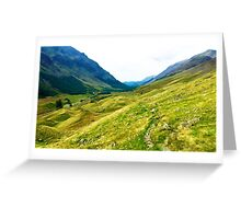 Ennerdale, Lake District National Park, UK Greeting Card