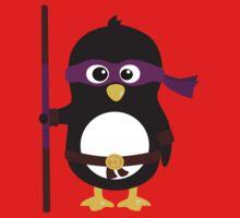 Penguin Ninja Donatello One Piece - Short Sleeve