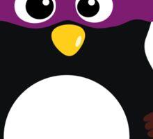 Penguin Ninja Donatello Sticker