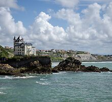 Biarritz in the Basque Country  by 29Breizh33