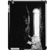 Dark passage iPad Case/Skin