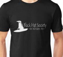 Black Hat Society Unisex T-Shirt