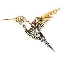 Steampunk Humming Bird by Angelaook