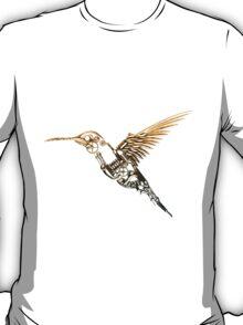 Steampunk Humming Bird T-Shirt