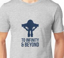 Buzz Lightyear To Infinity & Beyond Unisex T-Shirt