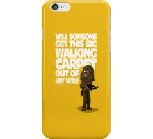 Big Walking Carpet (Star Wars) iPhone Case/Skin